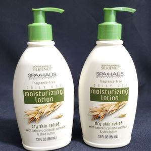 SPA Haus Moisturing Lotion Dry Skin Relief Oatmeal